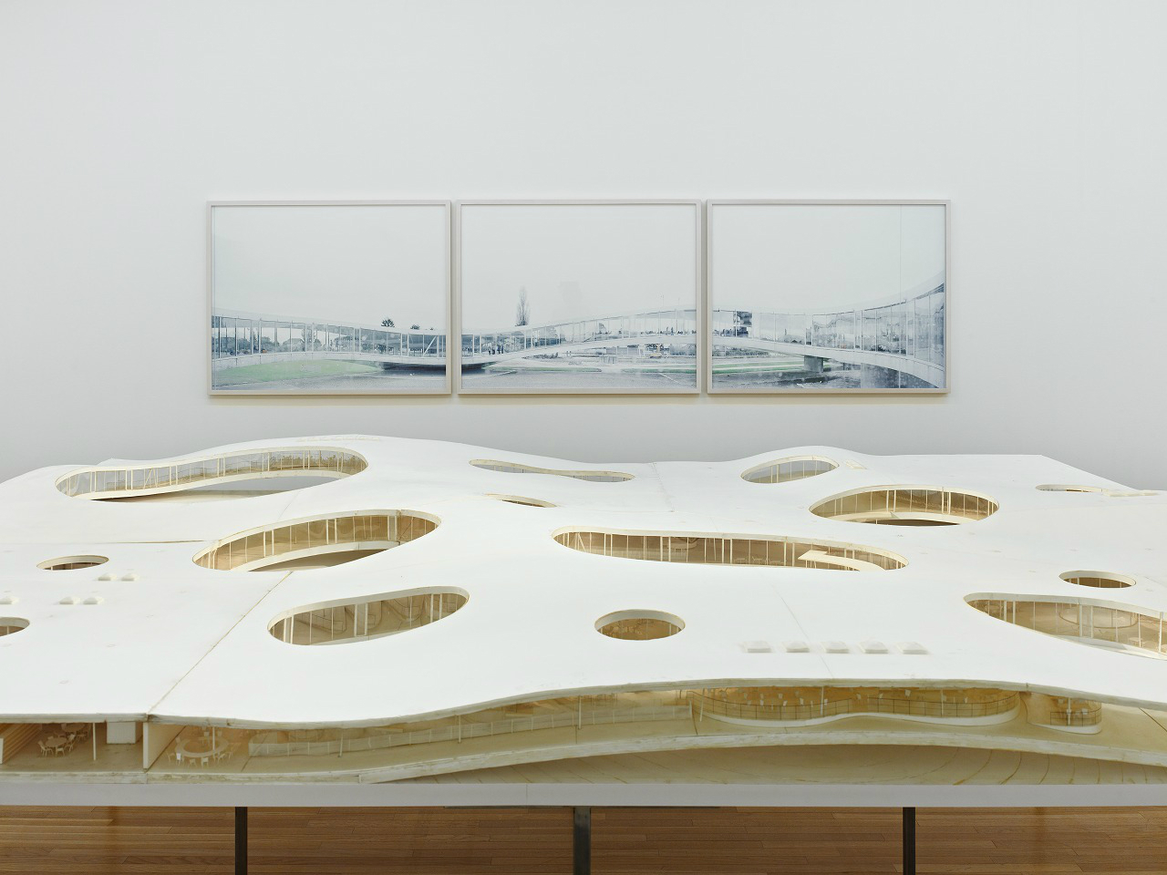 Exhibit in tokyo architectural environments for tomorrow new spatial
