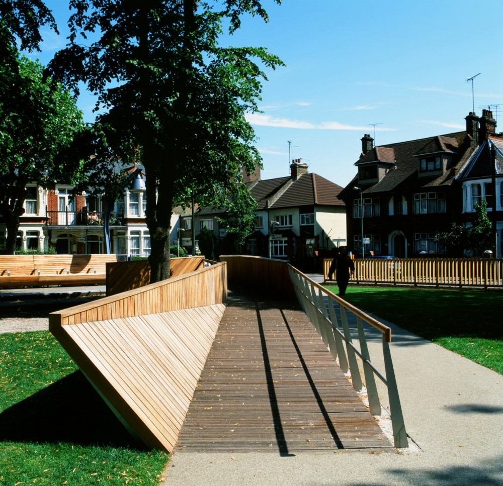 Warrior Square Gardens / Gillespies