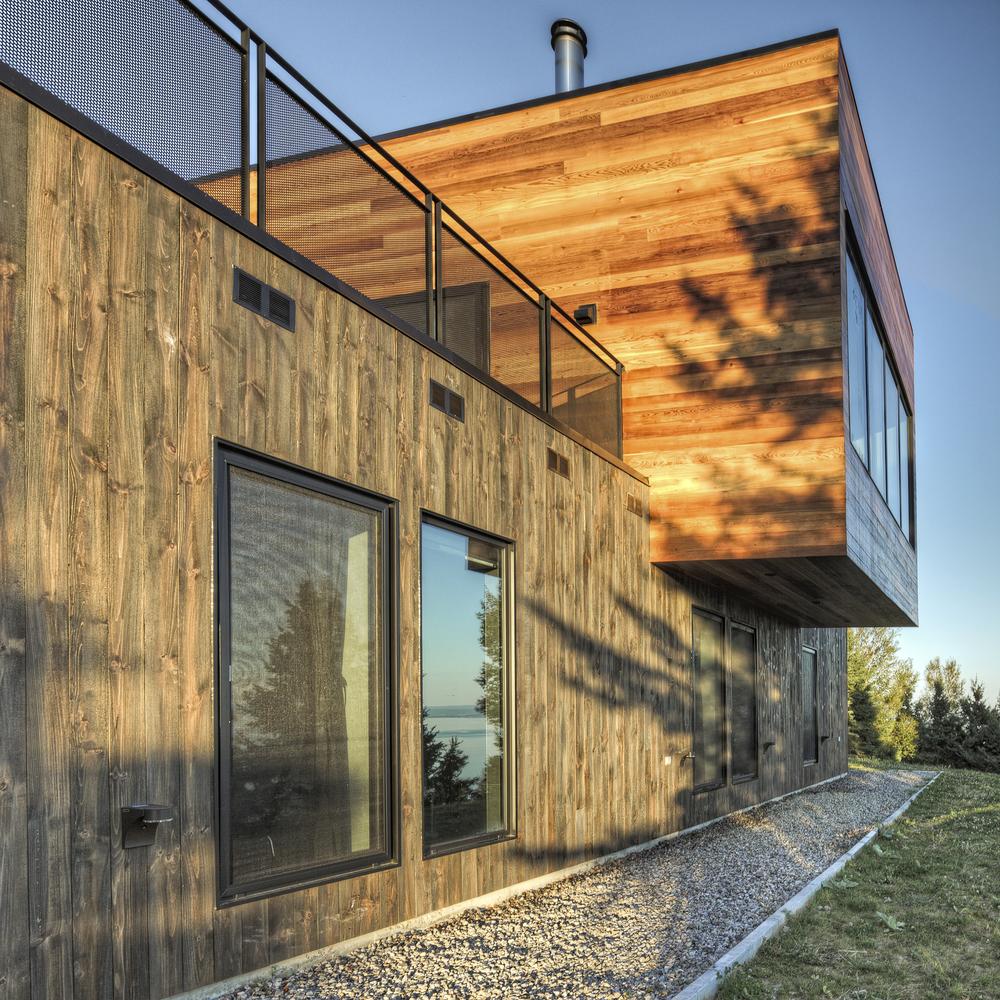 Architecture photography les terrasses cap l aigle Architecture nature