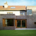 Brick Thickness /  A2 Architects Courtesy of A2 Architects