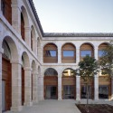 New Parador of Alcalá  / Aranguren & Gallegos Architects (9) © Hisao Suzuki