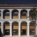 New Parador of Alcalá  / Aranguren & Gallegos Architects (8) © Hisao Suzuki