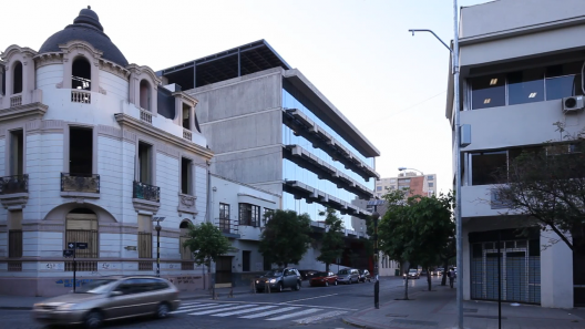 Video: Nicanor Parra Library / Mathias Klotz, by Cristobal Palma