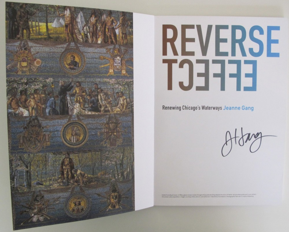 Reverse Effect: Renewing Chicago's Waterways / Jeanne Gang