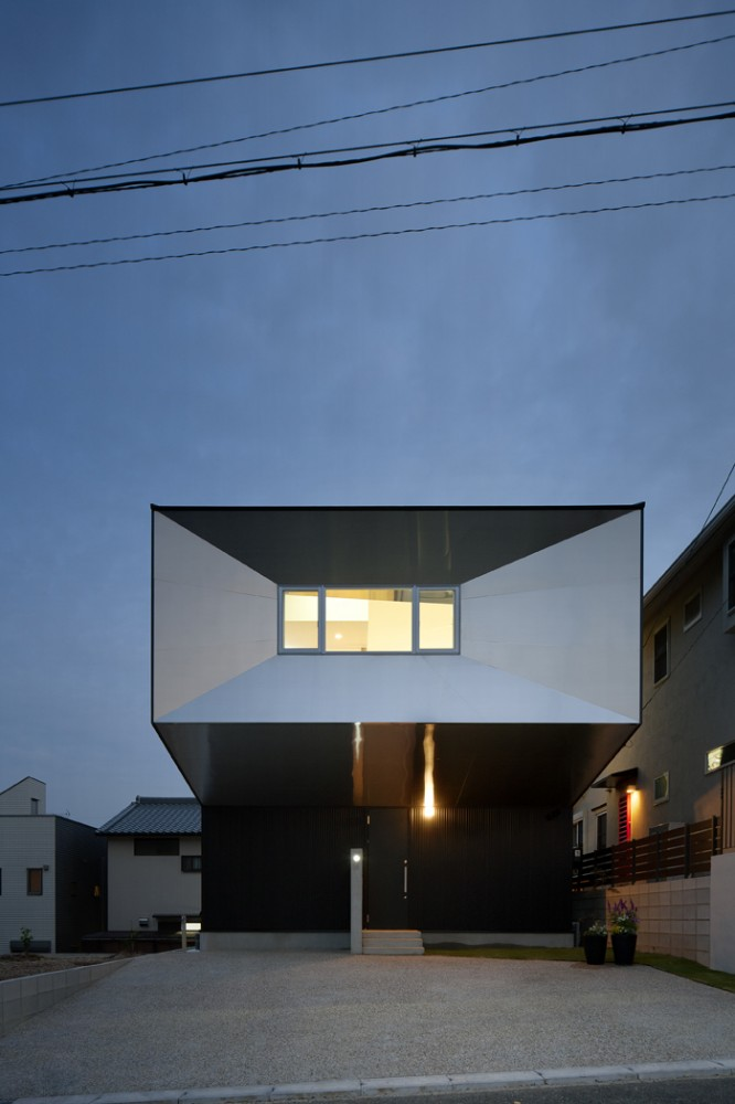Hansha Reflection House / Studio SKLIM