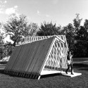 Harvard GSD Sukkah Design Build Competition Winner (2) © Ren Tian