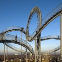 Tiger &amp; Turtle - Magic Mountain / Heike Mutter + Ulrich Genth (17) Thomas Mayer