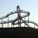 Tiger &amp; Turtle - Magic Mountain / Heike Mutter + Ulrich Genth (11) Thomas Mayer