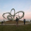 Tiger &amp; Turtle - Magic Mountain / Heike Mutter + Ulrich Genth (10) Thomas Mayer
