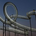 Tiger &amp; Turtle - Magic Mountain / Heike Mutter + Ulrich Genth (9) Thomas Mayer