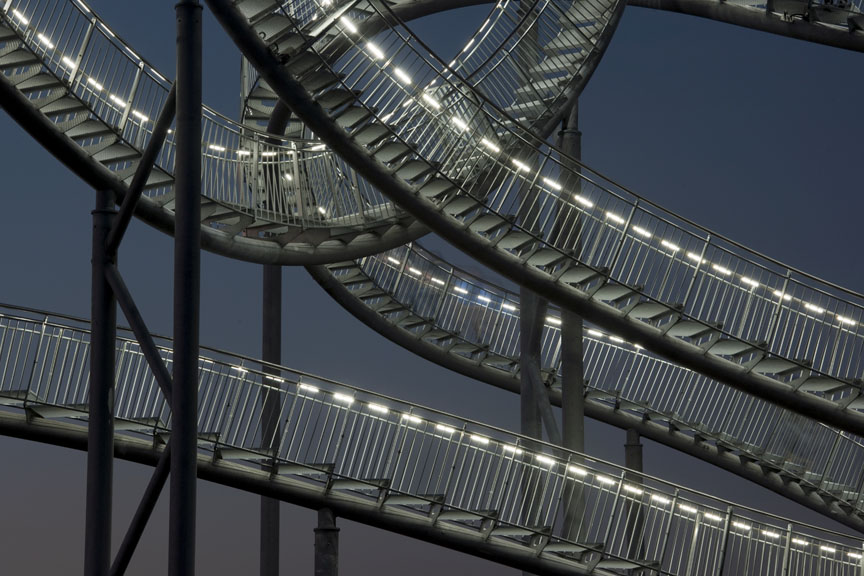 Tiger & Turtle – Magic Mountain / Heike Mutter + Ulrich Genth
