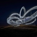 Tiger &amp; Turtle - Magic Mountain / Heike Mutter + Ulrich Genth (3) Thomas Mayer