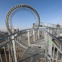 Tiger &amp; Turtle - Magic Mountain / Heike Mutter + Ulrich Genth (1) Thomas Mayer