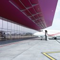New VVIP Terminal / VMX Architects (11) Courtesy of VMX Architects