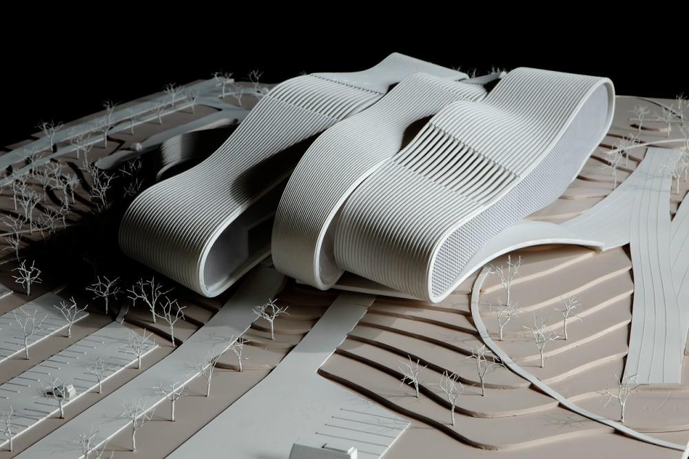 نتیجه تصویری برای طراحی موزه