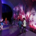 Bollywood Museum_014 Tunnel of love (pyaar ki raahen) - Courtesy of Yazdani Studio of Cannon Design