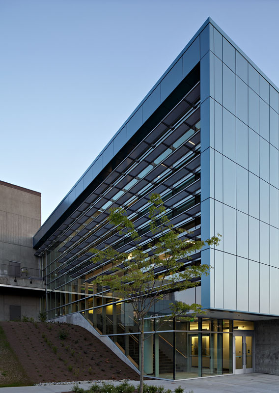 N Seattle Community College OCEE / Schacht Aslani Architects