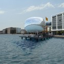 Thessaloniki Water Transport Piers Proposal (1) From the water towards the Pier
