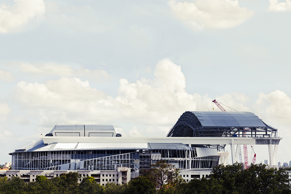 In Progress: Marlins Ballpark / Populous