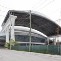 Marlins Ballpark / Populous © Emilio Collavino