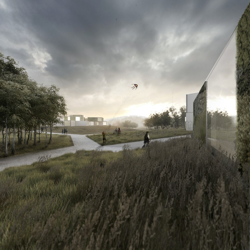Housing Estate Proposal / Mikolai Adamus & Igor Brozyna