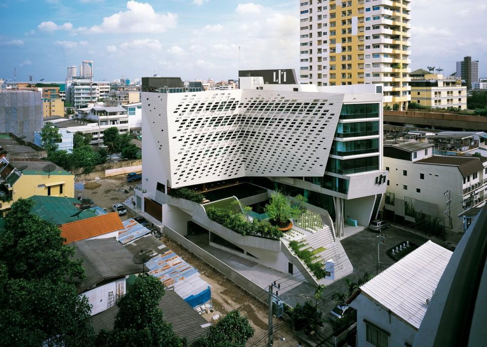 Architecture photography lit bangkok vaslab for Bangkok architecture