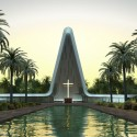 Djibloho - Equatorial Guinea's Future Capital City (12) cathedral