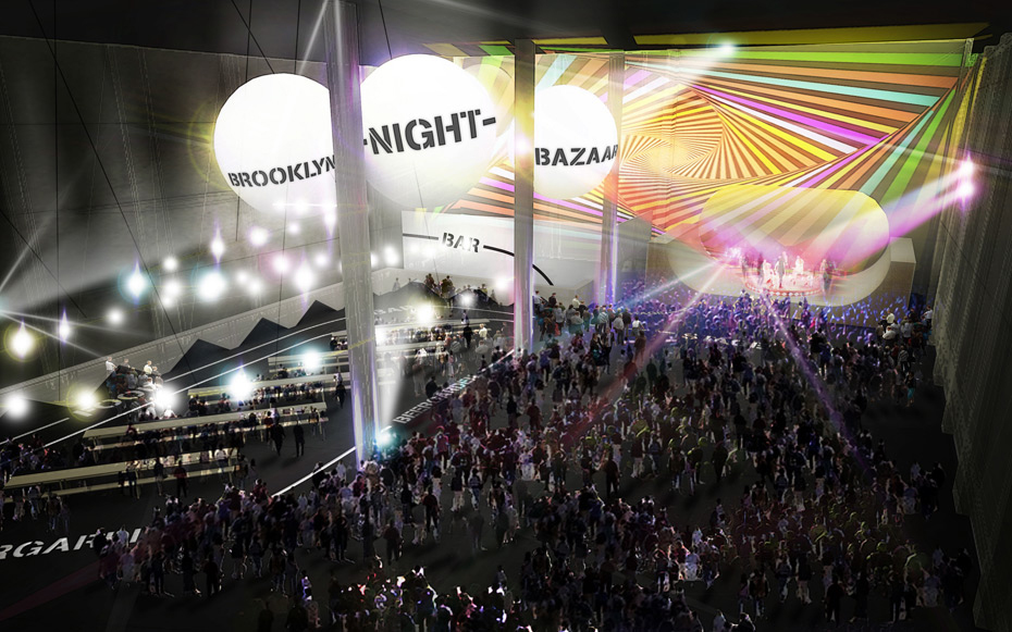 Brooklyn Night Bazaar / JDS