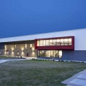 Green Forest Middle School / Modus Studio © Rett Peek