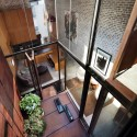 Inverted Warehouse-Townhouse / Dean-Wolf Architects (12) Paul Warchol