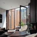 Inverted Warehouse-Townhouse / Dean-Wolf Architects (1) Paul Warchol
