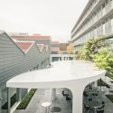Leaf-Structured Canopy / SAM Architekten und Partner Courtesy of SAM Architekten und Partner