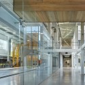 UMD Swenson Civil Engineering Building / Ross-Barney Architects  Kate Joyce Studios