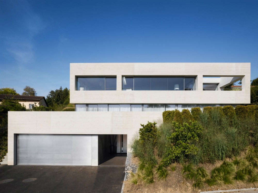 Zimmermann House / SAM Architekten und Partner