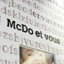 McDonald's Interiors in France / Patrick Norguet Courtesy of Patrick Norguet