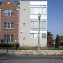 See Through Townhouses / Suzane Reatig Architecture © Robert Lautman & Suzane Reatig