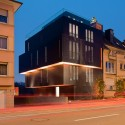 Apartment Building in Luxembourg / Metaform Architects (31) Steve Troes Fotodesign