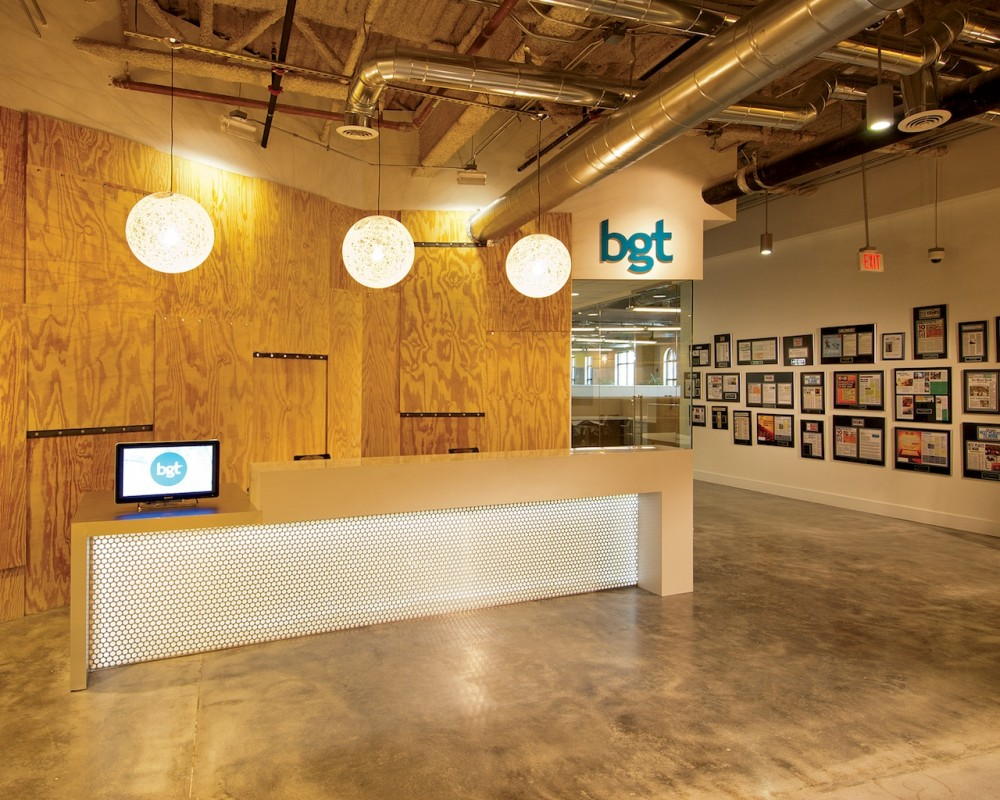 BGT Partners Headquarters / ADD Inc.