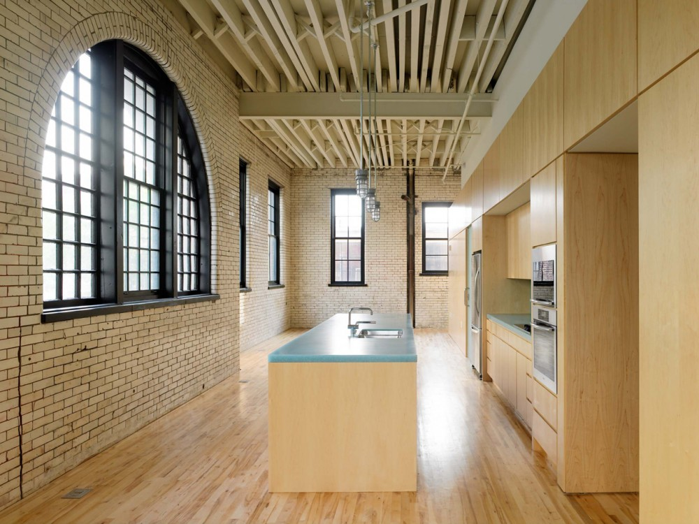 Yale Steam Laundry Condominiums / John Ronan Architects