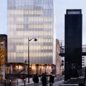 M3A2 Cultural and Community Tower / Antonini + Darmon Architectes © Luc Boegly