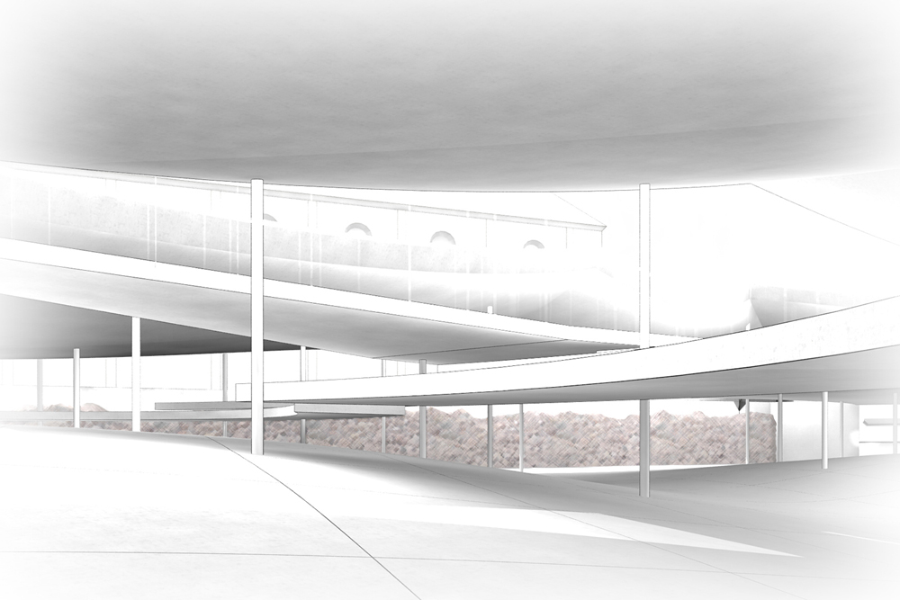 Ptuj Archaeological Museum Proposal / Enota