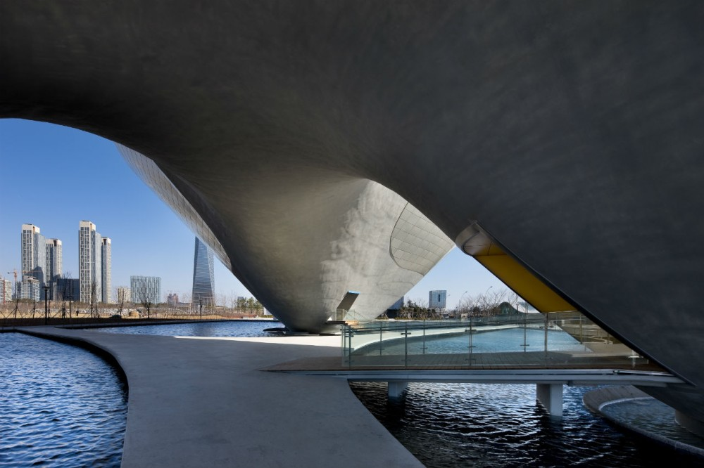 Incheon Tri-bowl / iArc Architects
