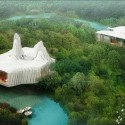 GRAFT ARCHITECTS - DISTINCT AMBIGUITY 008 Bird Island - Energy House, Malaysia  GRAFT