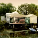GRAFT ARCHITECTS - DISTINCT AMBIGUITY 009 Bird Island - Energy House, Malaysia  GRAFT
