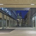 17 Forecourt and St Stephen Walbrook at night  OMA by Philippe Ruault Forecourt and St Stephen Walbrook at night  OMA by Philippe Ruault