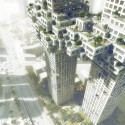 The Cloud: Two Connected Luxury Residential Towers (1) © Luxigon