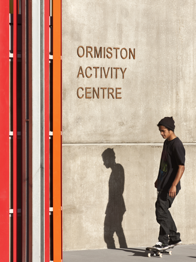 Ormiston Activity Centre / Archoffice