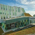 Algonquin Centre for Construction Excellence (ACCE) / Diamond Schmitt Architects (3) © Tom Arban