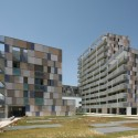 Apartment building on the harbour / Zucchi & Partners © Cino Zucchi