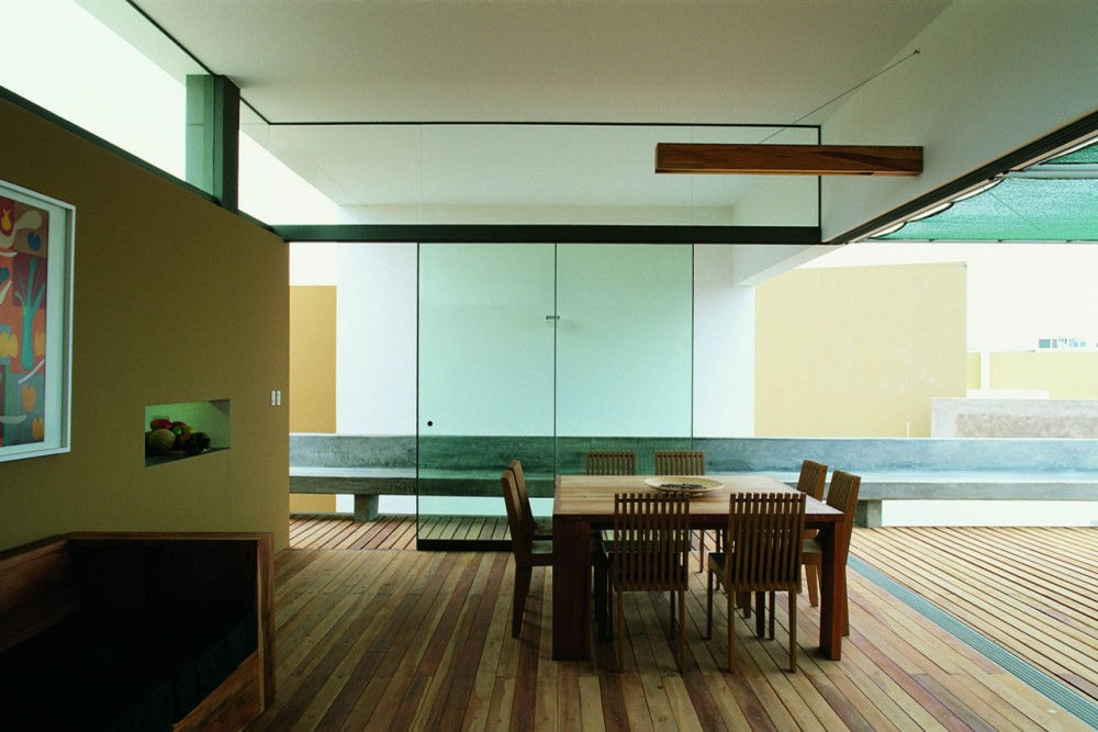 Flashback Casa Equis / Barclay & Crousse Architecture Courtesy of Barclay & Crousse Architecture